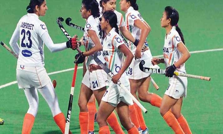 indian women lose 0 5 to belgium in hockey