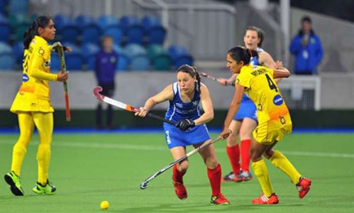 indian women lose to scotland finish last