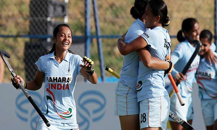 indian eves chase history in olympic qualifiers
