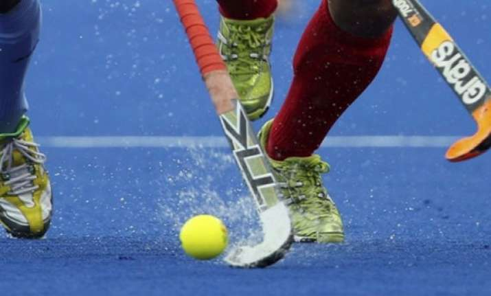 johar cup hockey india draw with malaysia