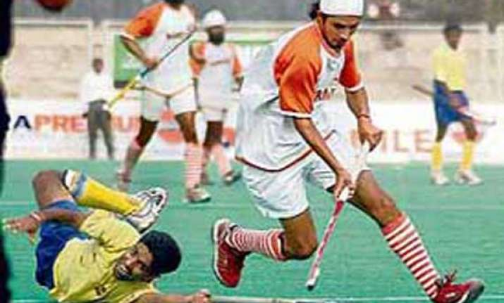 namdhari xi enter national hockey semis