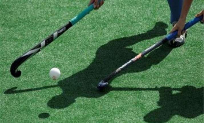 national hockey punjab air india enter final