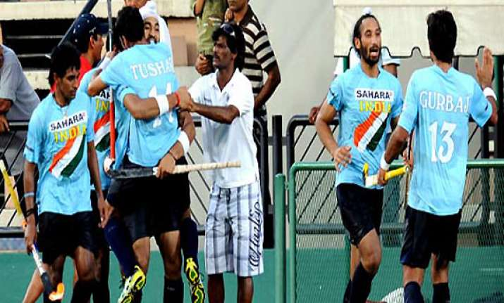 olympic hockey qualifiers draw favours india