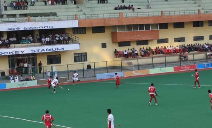 pnb xi ongc in final of nehru hockey