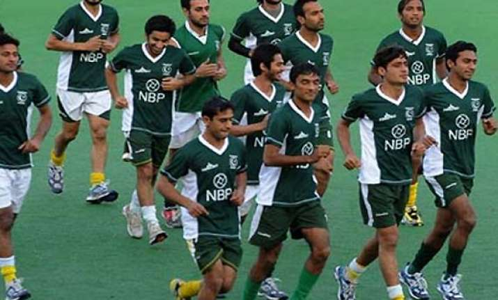 pakistan hockey team to tour india in march 2013