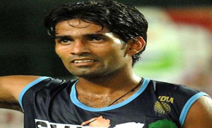 sandeep shivendra back in national hockey squad