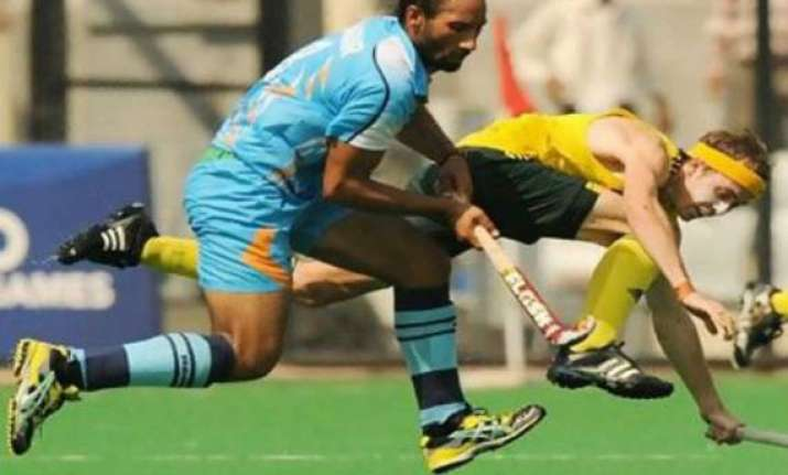 sardar to lead indian hockey team in champions trophy