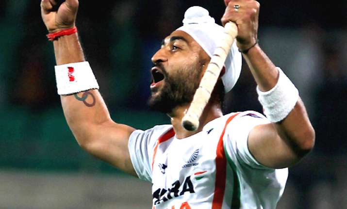 time for sandeep singh show his other side