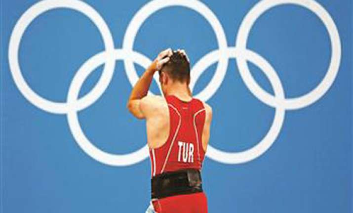 16 turkish weightlifters fail dope test