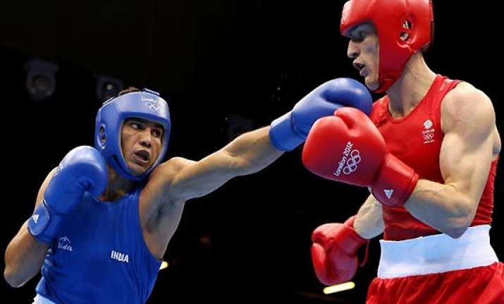 aiba world boxing record five indians in quarters