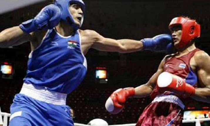 aiba lifts ban from indian boxing federation