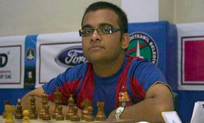 abhijeet gupta wins national premier chess championship