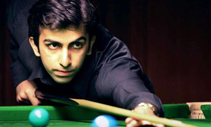 pankaj advani falters at final hurdle in world billiards