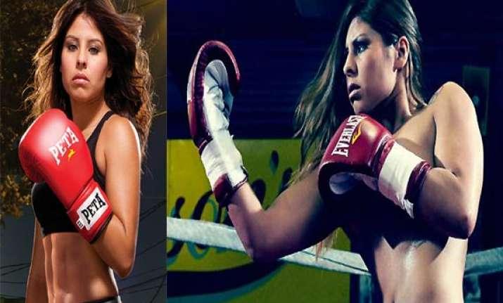 america s sexiest female boxer