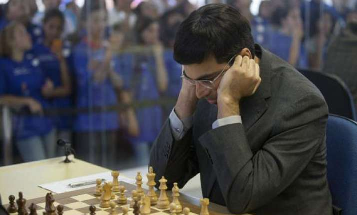 anand held by adams in joint second