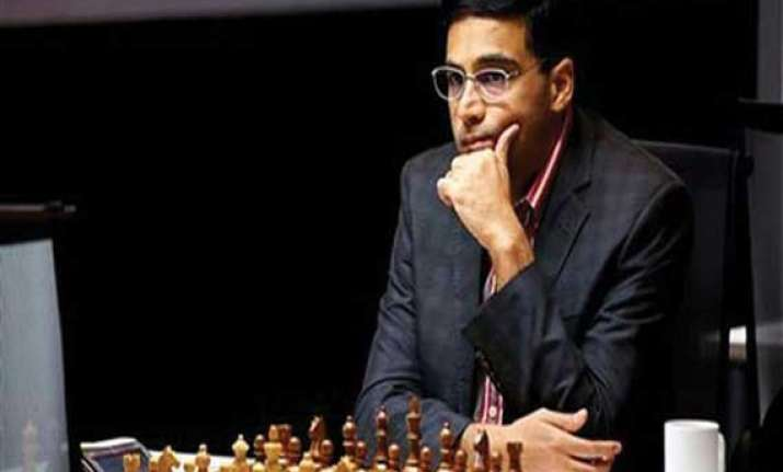 anand to meet karjakin in the penultimate round