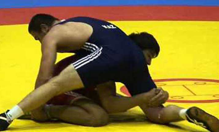 arunachal wrestler selected for asian wrestling championship