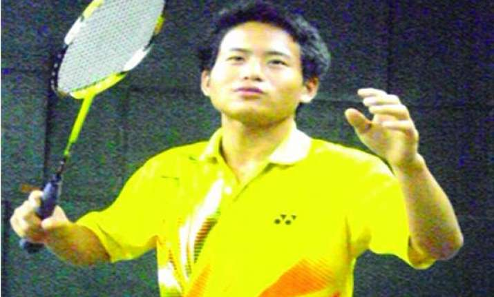 arunachalee shuttler selected for world junior badminton