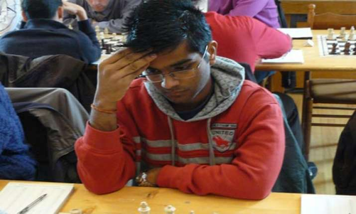 ashwin finishes 13th in albena chess tournament