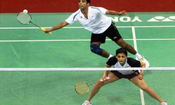 ashwini tarun ousted from world championships