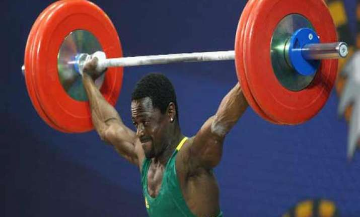 australian weightlifter charged with assault