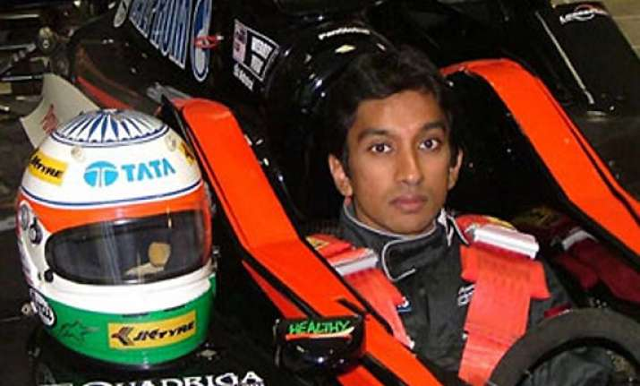 auto gp world series karthikeyan ends season with five wins