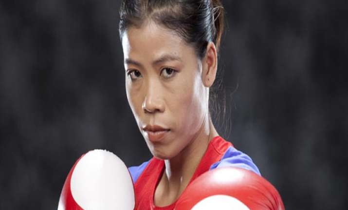 boxer mary kom promises to win gold for india in 2016 rio