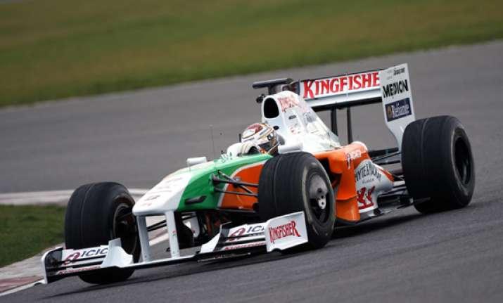 british grand prix force india impress in qualifying