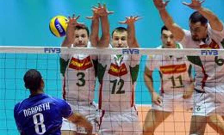 bulgaria qualifies for men s volleyball at games