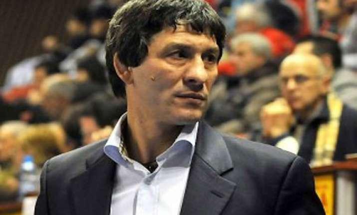 bulgarian wrestler to return 1996 olympic gold medal as