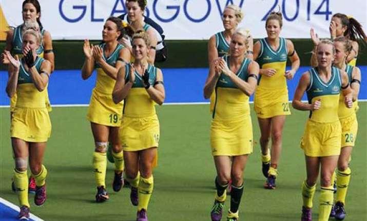 cwg 2014 australia women thrash malaysia 4 0