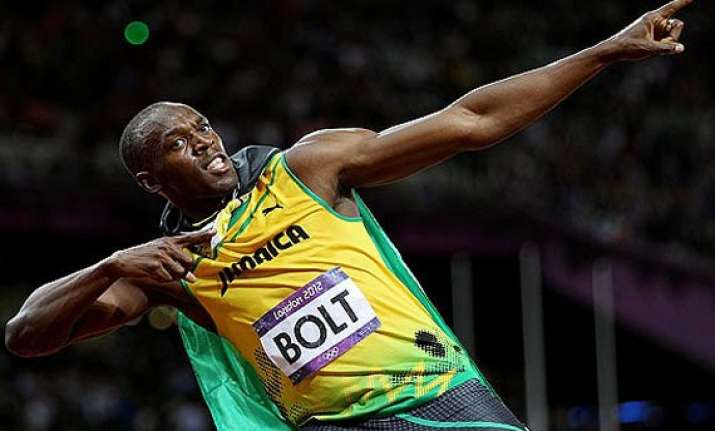 cwg 2014 bolt clear of foot injury ready for comm games