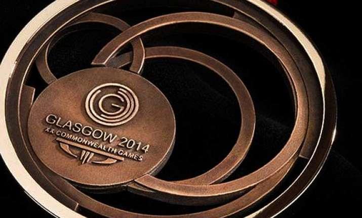cwg 2014 glory for punam wins bronze in women 63kg