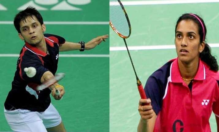 cwg 2014 india blow away ghana 5 0 in mixed team badminton
