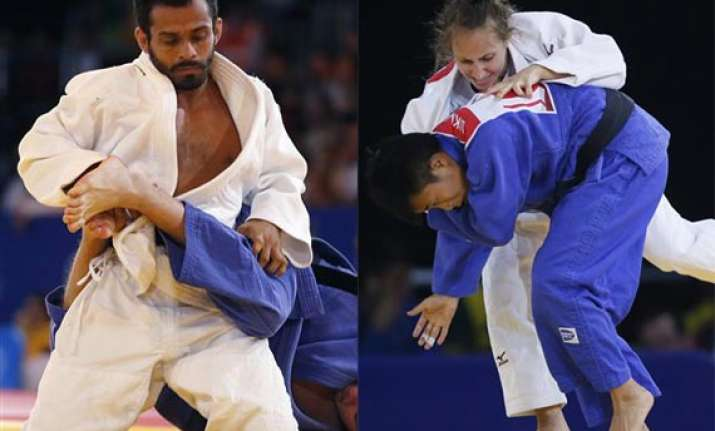 cwg india eyeing first gold from judokas