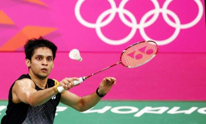 cwg india lose badminton semi final to england 3 0