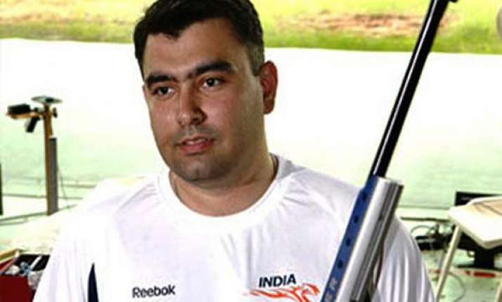 cwg 2014 indian shooters win 5 more medals on concluding