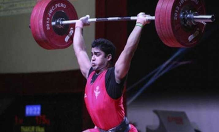 cwg indian weightlifter vikas wins silver