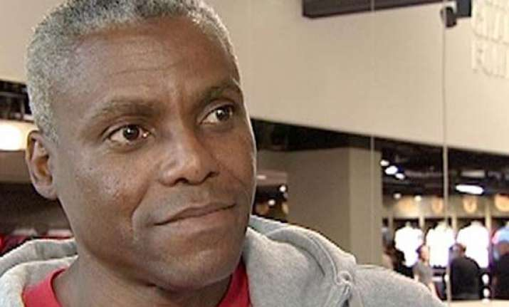carl lewis calls for universal push against doping
