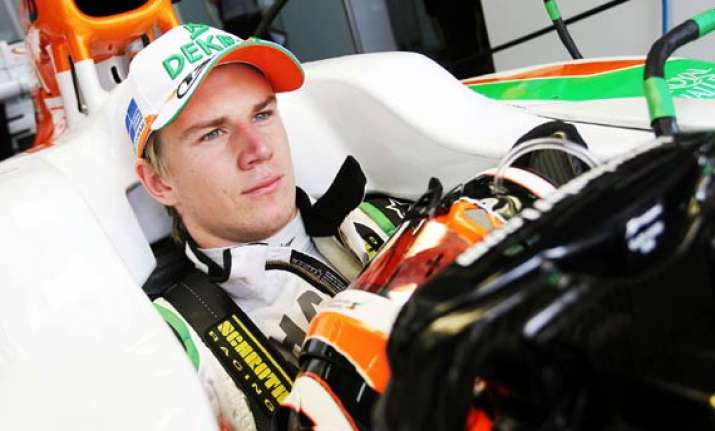chinese gp force india s nico hulkenberg to start 8th