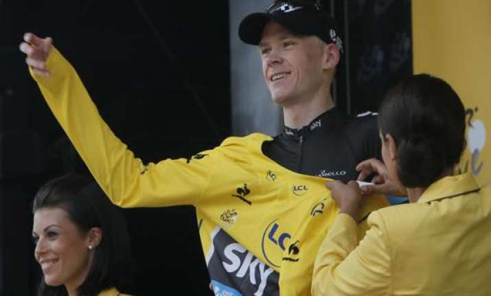 chris froome s team releases private data
