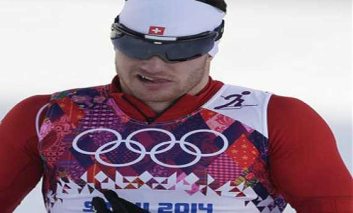 cologna goes for 2nd gold in sochi in 15k race