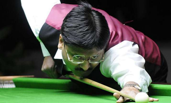 cue sports high point in 2011 alok s asian billiards title