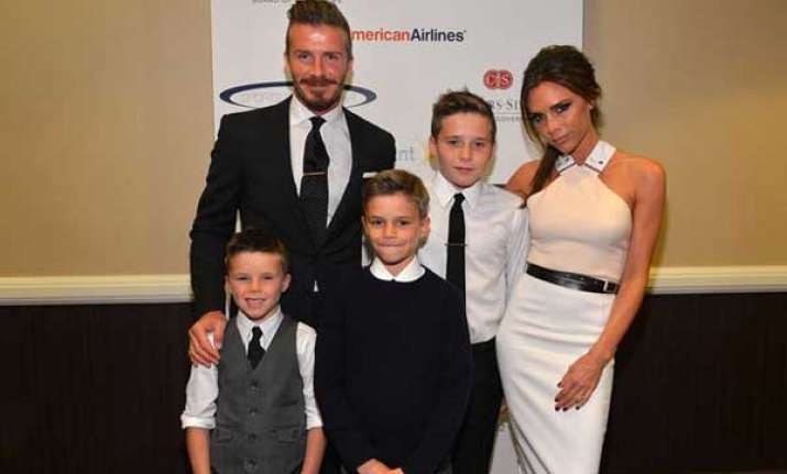 david beckham s family is world s most stylish