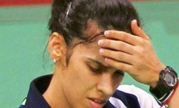 did saina nehwal lose deliberately in syed modi