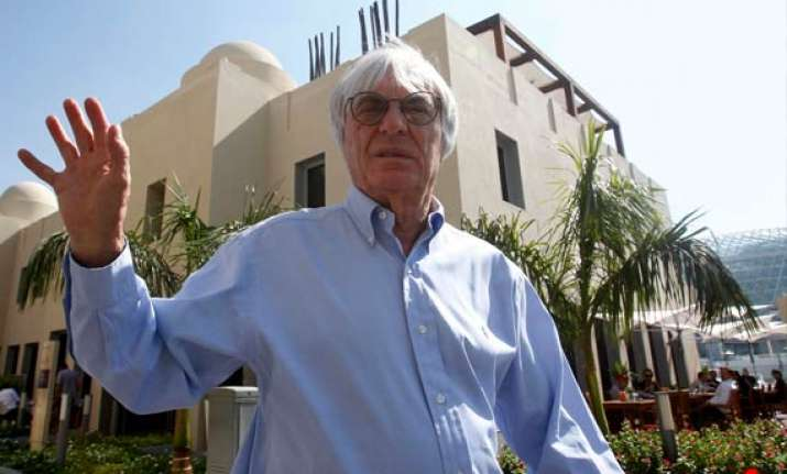 ecclestone gives us another week to save gp