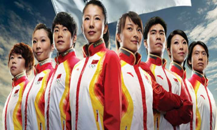 eight chinese athletes test positive ahead of national games