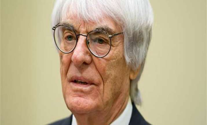 f1 boss bernie ecclestone rejects bribery charges