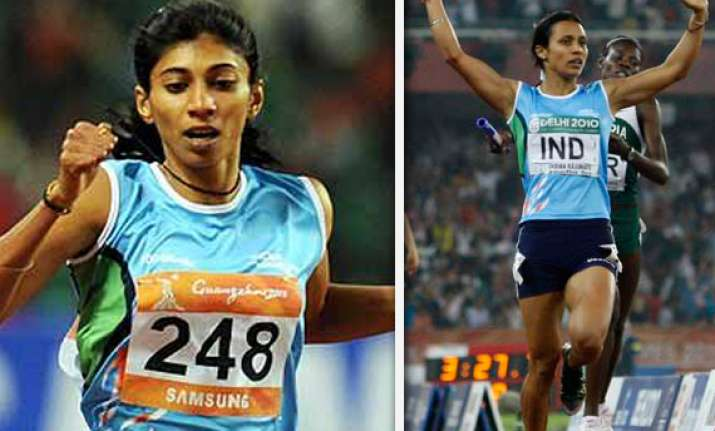 five indian athletes banned for doping
