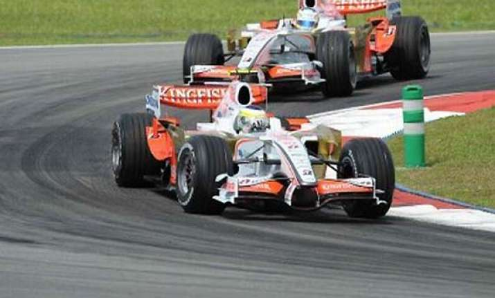 force india to get 50 mn pound investment boost